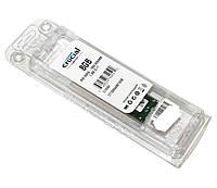 Оперативная память so-dimm для ноутбука 8Gb, DDR3, 1600 MHz (PC3-12800), Crusial, 1.35V (CT102464BF160B)