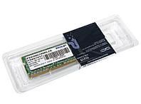 Память SO-DIMM 8Gb, DDR3, 1600 MHz (PC3-12800), Patriot, 1.35V (PSD38G1600L2S)