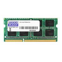 Память SO-DIMM 8Gb, DDR3, 1600 MHz (PC3-12800), Goodram, 1.35V (GR1600S3V64L11/8G)