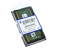 Память SO-DIMM 8Gb, DDR4, 2133 MHz, Kingston, 1.2V, CL15 (KVR21S15S8/8)