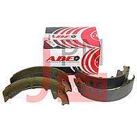 Колодки тормозные задние с накладками (на ось) CANTER FE71 ABE
