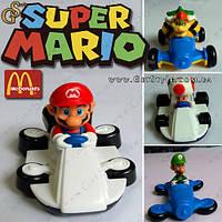 "Игрушки из серии Марио - ""Mario Car"" - 1 шт. (от McDonald's), фото 1"