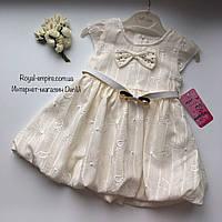"""Платье для девочки """"Air"""". 104-4 года"""