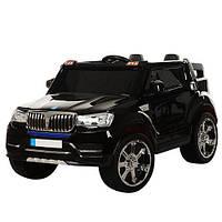 Детский электромобиль BMW  (черный)