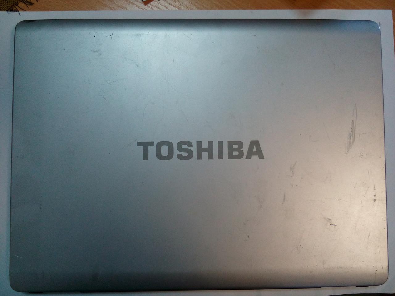 Корпус TOSHIBA L300 в сборе без петель