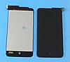 Оригинальный дисплей (модуль) + тачскрин (сенсор) для Meizu MX2 (черный цвет)