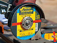 Круг обрезной Novo Abrasive 125х2,0