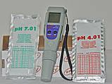 Влагозащищённый РН-метр ADWA AD11 (РН от -2,0 до 16,0; РН ± 0.1 pH), АТС, автоматическая калибровка. Венгрия, фото 3