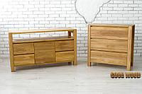 Комод деревянный Км-3 (4)