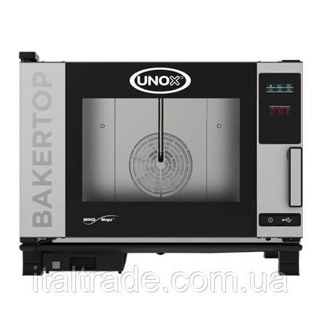 Печь пароконвекционная Unox XEBC 04EU EPR, фото 2