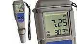 Влагозащищённый РН-метр ADWA AD12 (РН от -2,00 до 16,00; РН ± 0.01 pH) АТС, автоматическая калибровка. Венгрия, фото 3