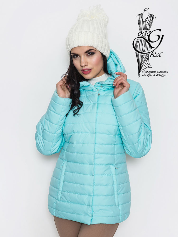 0ac1f57e667 Женская демисезонная куртка больших размеров Айсель  продажа