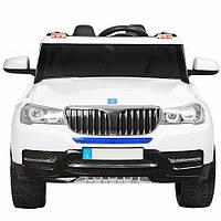 Детский электромобиль BMW  (белый)