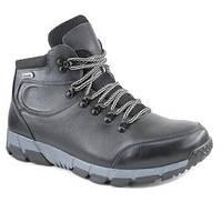 Зимние ботинки мужские спортивные с натуральной шерстью и верх натуральная кожа