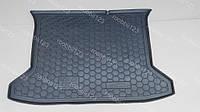 Супер коврик в багажник JAC S3 (2015->) мягкий полиуретан (A-Gumm)