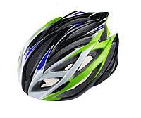 Велосипедный шлем на 21 вентиляционное отверстие West biking