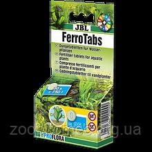 Поживні таблетки для рослин JBL Ferotabs табл 30