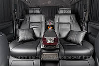Установка диванов и BMW E65/66 в  Lexus LX 570