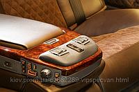 Установка диванов BMW E65/66 в Mercedes-Benz Sprinter.
