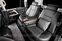 Установка диванов BMW E65/66 в Cadillac Escalade