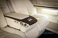 Установка диванов BMW E65/66 в Chevrolet Express