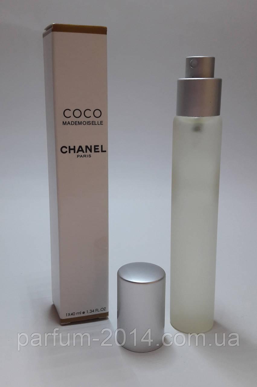 Мини парфюм в ручке Chanel Coco Mademoiselle 40 ml (реплика)