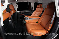 Тюнинг салона Mercedes-Benz G-class.