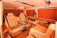 Тюнинг салона Volkswagen Multivan