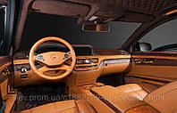 Тюнинг салона Mercedes-Benz W221