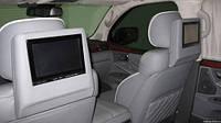 Установка аудио-видео аппаратуры в Lexus LX 570