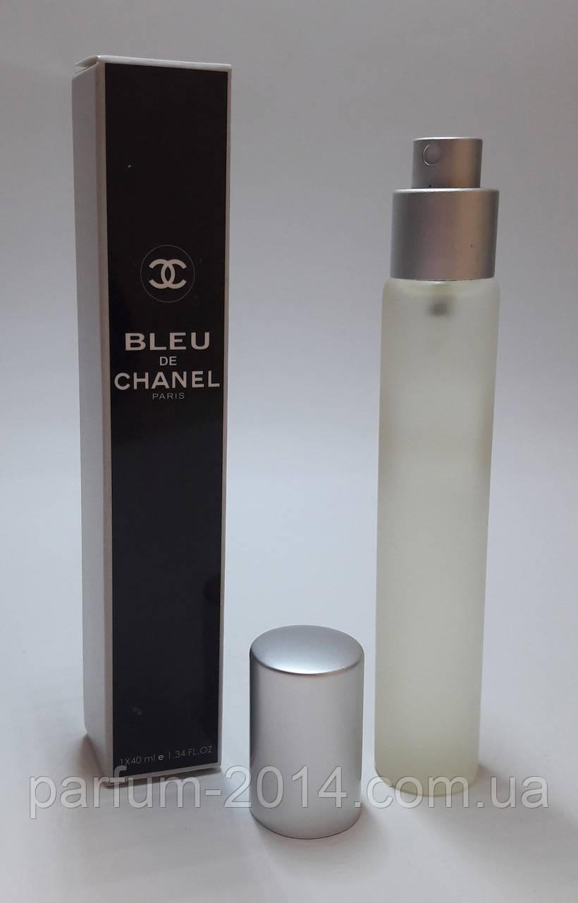 Мини парфюм в ручке Chanel Bleu de Chanel 40 ml (реплика)