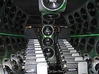 Установка аудио-видео аппаратуры в Mercedes-Benz Sprinter