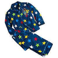 Пижама для мальчика 5/6 лет Микки Маус и друзья Дисней / Mickey Mouse Disney