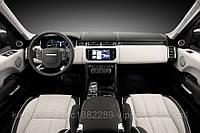 Перегородка в салоне Range Rover с уникальным дизайном