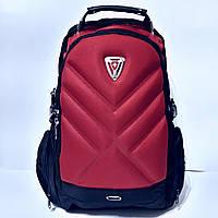 Рюкзак для ноутбука swissgear black red