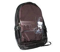 """Рюкзак для ноутбука 15.6"""" HQ-Tech H25806, Black"""