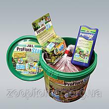 Комплект добрив для прісноводних акваріумів JBL ProFloraStart Set 6 кг