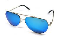 Очки солнцезащитные Авиаторы Dior