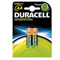 Аккумуляторы Duracell Turbo АА 2400mAh, 2 шт