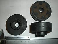 Подушка кабины ГАЗ 3306, 3307, 3308, 3309, 4301 Газон нижняя (4301-5001085, пр-во СЗРТ)