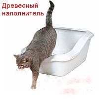 Наполнитель высшего качества  для туалета животным - пеллеты