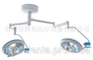 Операционный светильник галогеновый L5/5 два блока, потолочный (премиум класс)  - «Медтехника-Дента», ЧП Гаврилюк Ю. В. в Херсоне