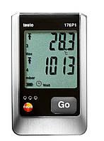 Регистратор абсолютного давления, влажности и температуры testo 176 Р1