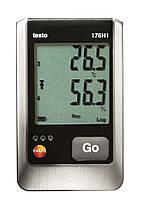 Регистратор влажности и температуры testo 176 Н1 (в двух точках)
