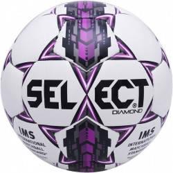 Мяч футбольный SELECT Diamond  4 размер, фото 2