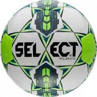 Мяч футбольный SELECT TALENTO (313) бел/син/зел р.4