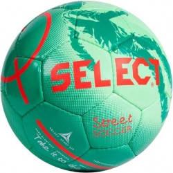 Мяч футбольный SELECT Street Soccer  (бирюзовый) 4,5 размер, фото 2