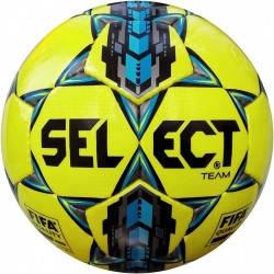 Мяч футбольный SELECT Team (FIFA QUALITY PRO) yellow, фото 2