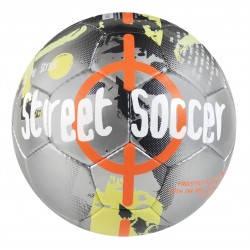 Мяч футбольный SELECT STREET SOCCER NEW (206) сер/желт р. 4,5, фото 2
