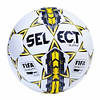 Мяч футбольный SELECT SUPER FIFA  (001) ,бел/сер/желт р.5